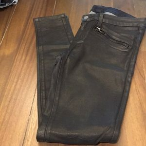 Carmar super skinny jeans.